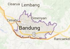 map_bandung