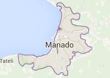 map_manado